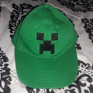 Jinx green cap